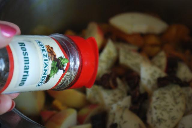 skworcu,woj len,dynia,dania z dyni,dania z jabłek,ryż czarny ,symbio,dania jesienne,zdrowie,detoks,