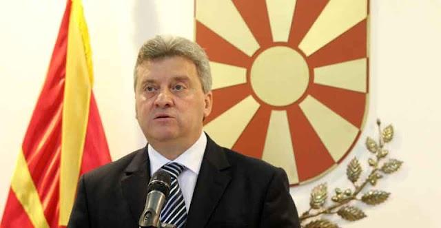 Mazedonischer Präsident mit unveränderten Standpunkt zum Sprachengesetz