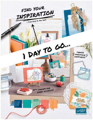 Get your new Stampin' Up! Catalogue Here