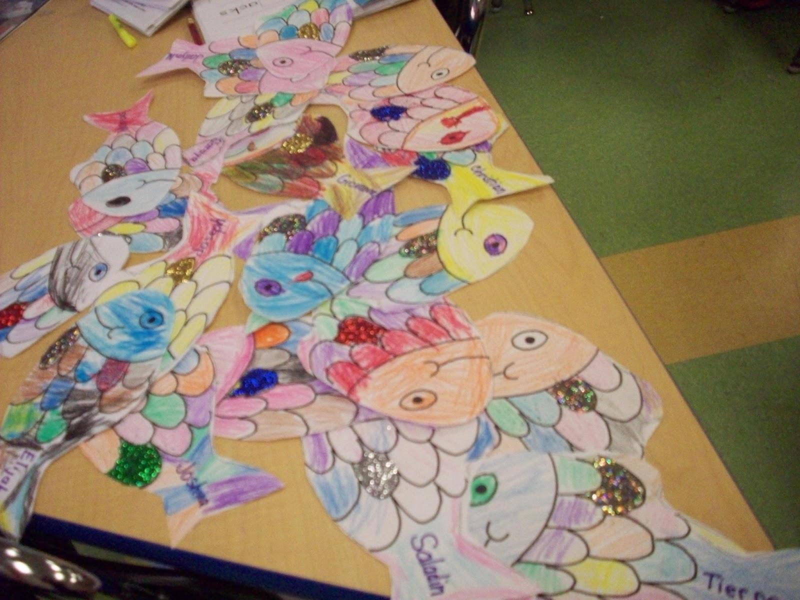 Kinderblooms Kindergarten Sea Of Rainbow Fish