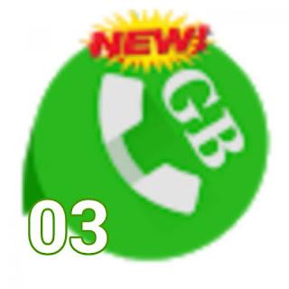 تحميل تطبيق GBWhatsApp v6.85 (WhatsApp 3) Apk