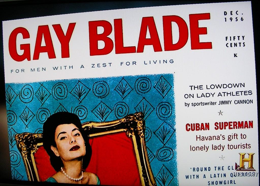 Blade Magazine Gay 29