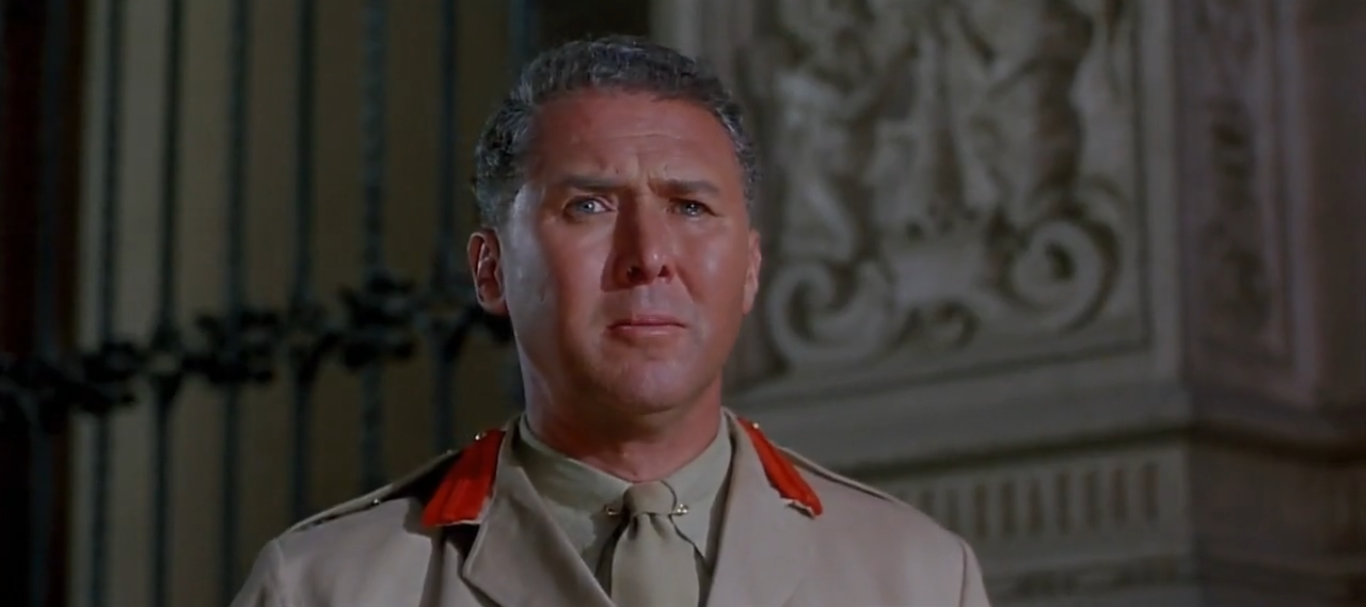 Image result for anthony quayle in lawrence of arabia