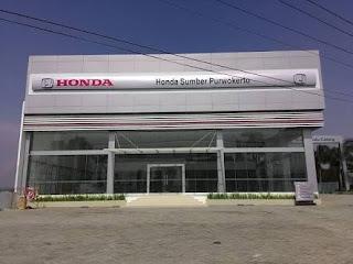 Showroom mobil baru honda purwokerto terbesar dan termurah