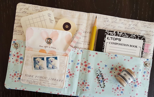 Fabric Mutt Paperie Tour Stationery Kit