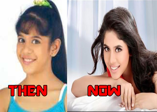 child actress tyhen and now