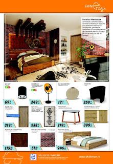 CATALOG Promotii DEDEMAN Aprilie 2019 mobila de dormitor