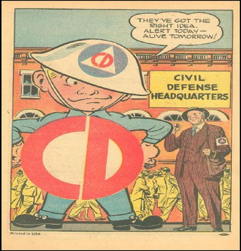CIVIL DEFENSE PROPAGANDA No.37