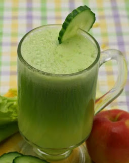 Benefit of cucumber juice