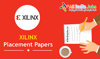 Xilinx Placement Papers