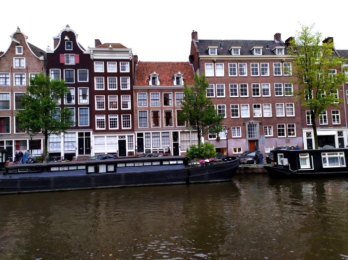 casas en los canales - amsterdam