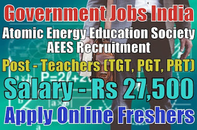 AEES Recruitment 2019