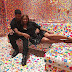 Ciara's husband, Russell Wilson rents the whole  art museum for their date night