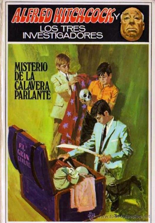 El misterio de la calavera parlante – Alfred Hitchcok