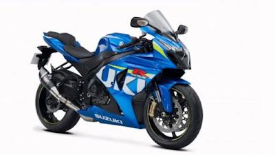 New Suzuki GSX-R1000 Premium sport motorcycle