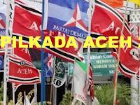 KIP Aceh Besar tetapkan nomor urut Paslon Pilkada 2017