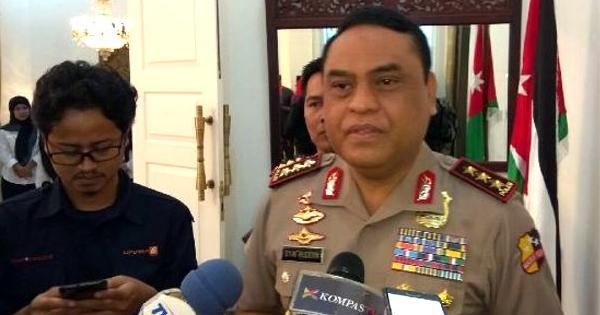Tersinggung, Wakapolri Minta Kelompok MCA Tak Disebut Muslim
