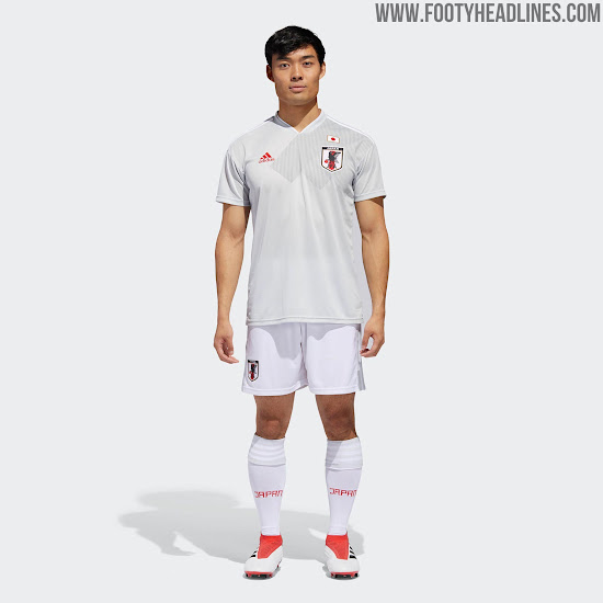 64a3e8b1e What do you think of the Japan 2018 away jersey  Drop us a line below