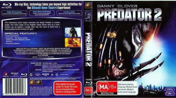 Download Predator 2 (1990) BluRay 720p