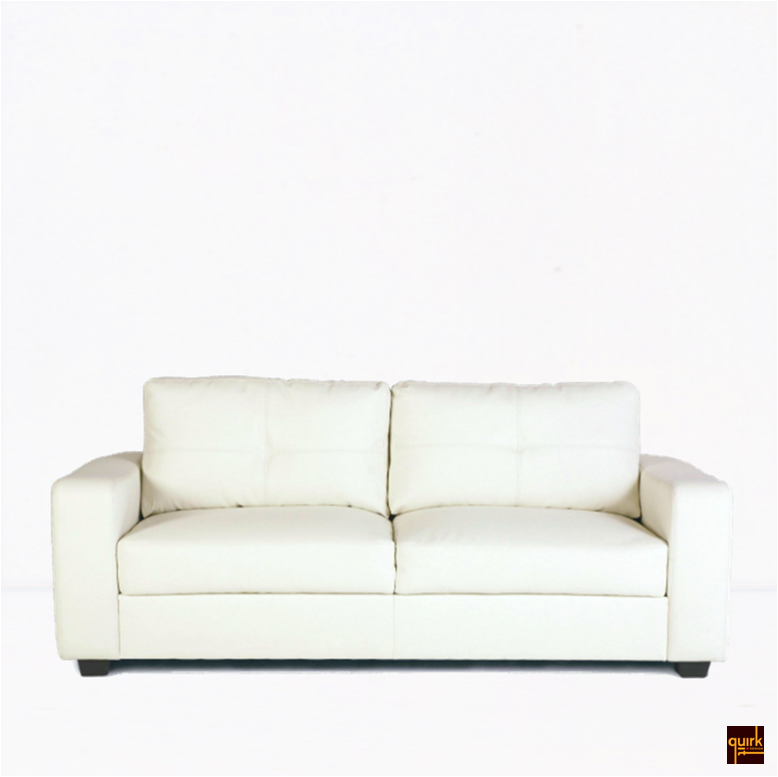 Quirk It Design: White Couch Makeover