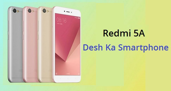From Xiaomi Redmi 5A to Samsung Galaxy J6, top five smartphones in India in Q2 2018