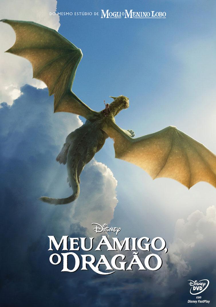 Meu Amigo, O Dragão – BluRay 720p e 1080p Dublado (2016)