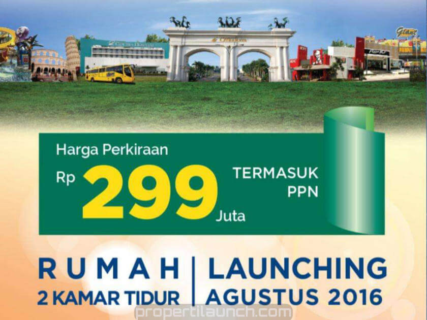 Launching Perdana BizHome CitraRaya