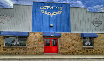 Purifoy Chevrolet Corvette Showroom Fort Lupton Colorado