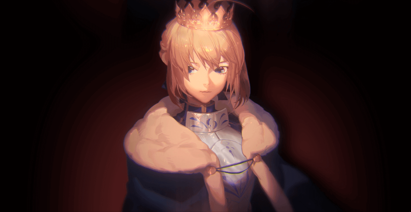 Saber Artoria Pendragon 1080p Wallpaper Engine Anime