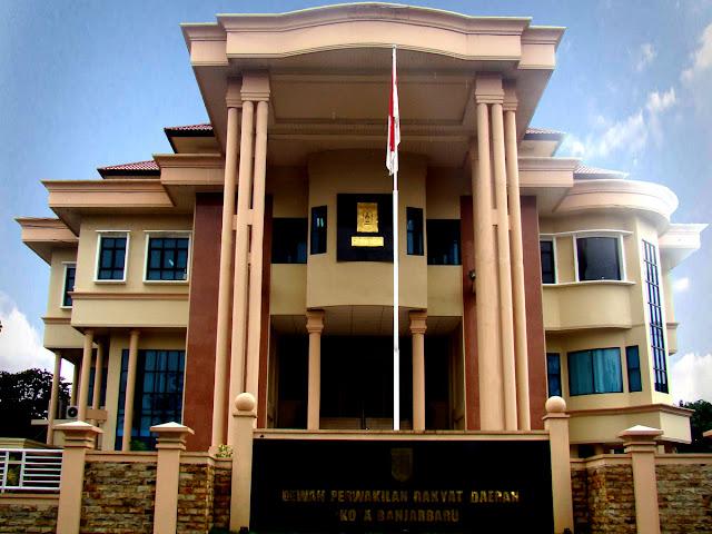 DPRD Kota Banjarbaru