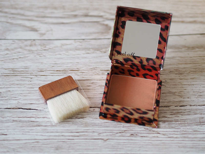 Benefit cosmetics coralista blush review