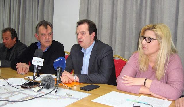 Γ. Δέδες από τη Μεσσήνη: Είμαστε συνεπείς στις δεσμεύσεις μας για την Πελοπόννησο