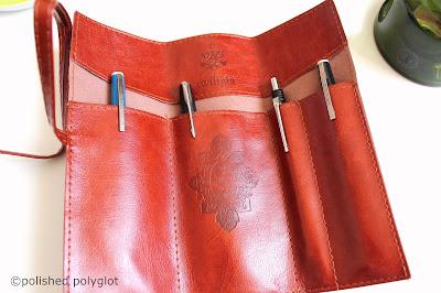 Born pretty Store Retro pen pouch