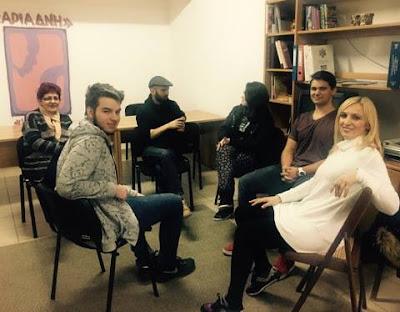 """Ηγουμενίτσα: Μαθητές από τη Γερμανία επισκέφθηκαν το Κέντρο Πρόληψης """"Αριάδνη"""""""