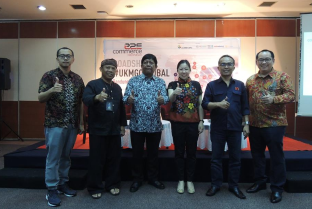 Roadshow e2eCommerce UKM Go Global 18 Juli 2018