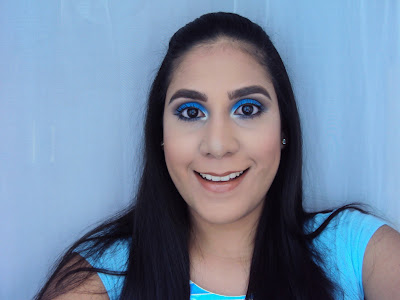 Maquillaje de Ojos en AZUL. VÍDEO +PASO A PASO // Novamakeup