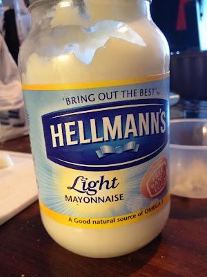 hellmans mayonnaise gluten free