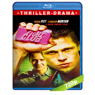 El Club De La Pelea (1999) BRRip 720p Audio Trial Latino-Castellano-Ingles 5.1