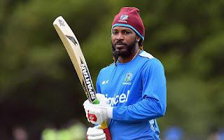 क्रिस गेल, विंडीज क्रिकेट टीम के सदस्य