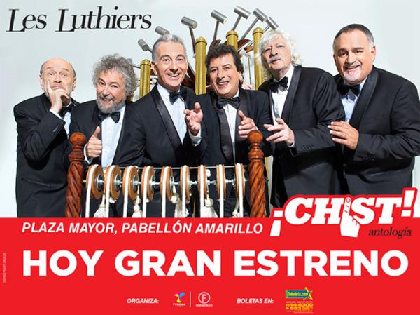 espectáculo-Chist-Les-Luthiers-Medellín