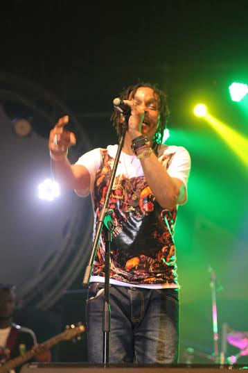 Majek FasheK at FELABRATION