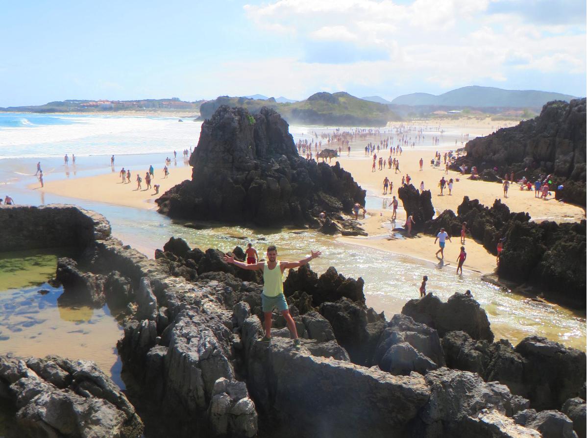 Urbina vinos blog isla playa en cantabria turismo playas - Vacaciones en cantabria ...