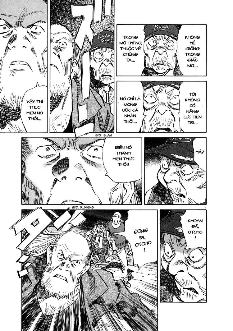 20th Century Boys chapter 244 trang 19