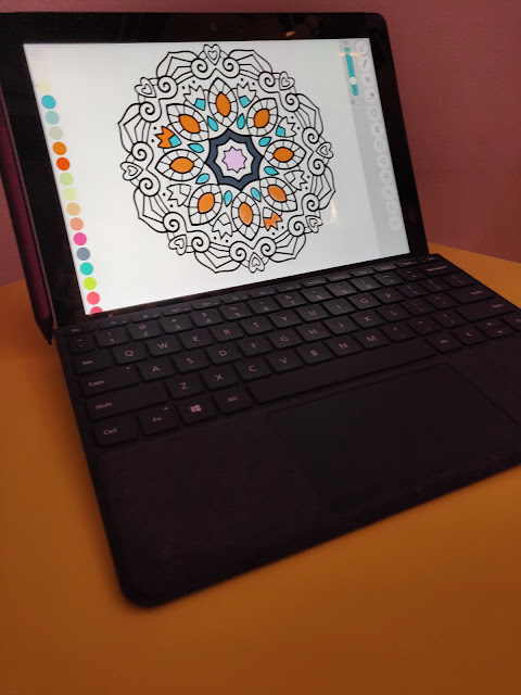 Microsoft Surface Go #GoImagine