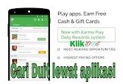 Cara menggunakan App karma untuk menghasilkan uang