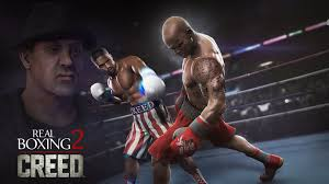 Real Boxing 2 CREED Apk v1.1.2 Mod