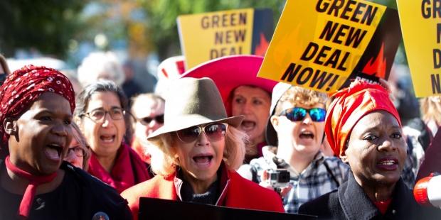 #COP25   Los estados lideran la lucha contra el cambio climático en los EEUU de Trump