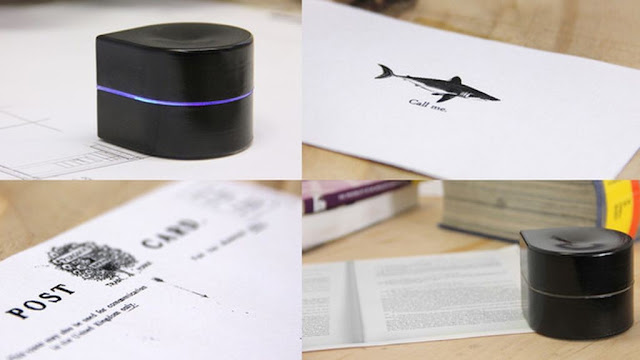 ZUtA Pocket Printer: Price, Release, News - Mini-printer for the road!