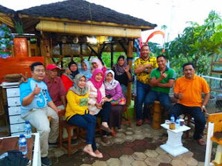 Arisan Alumni Stetsa di ARK Corner Malang