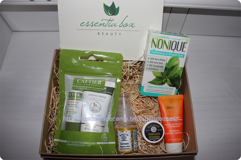 Beauty Breakfast cosmética natural Essentia Box